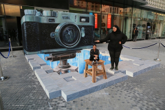 3D Dubai Canvas