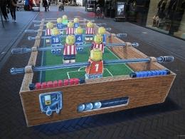3D Lego Football