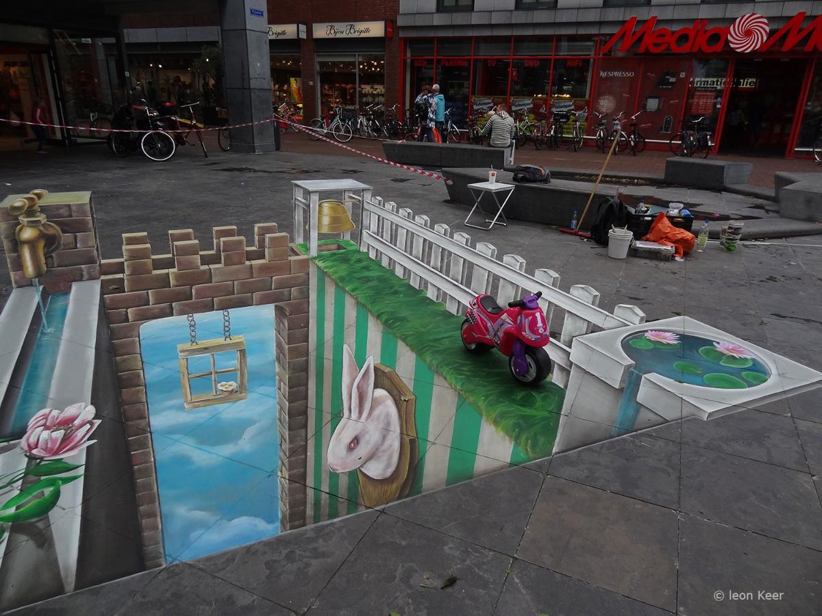 Source http didyouusemagic1 wordpress com 2011 12 28 3d street art