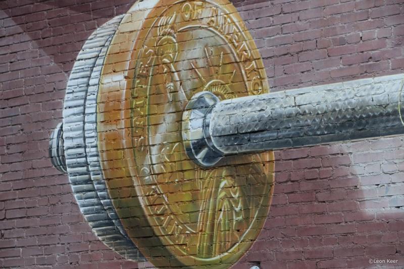 3d-mural-dollar-coin-leonkeer-dallas-balance