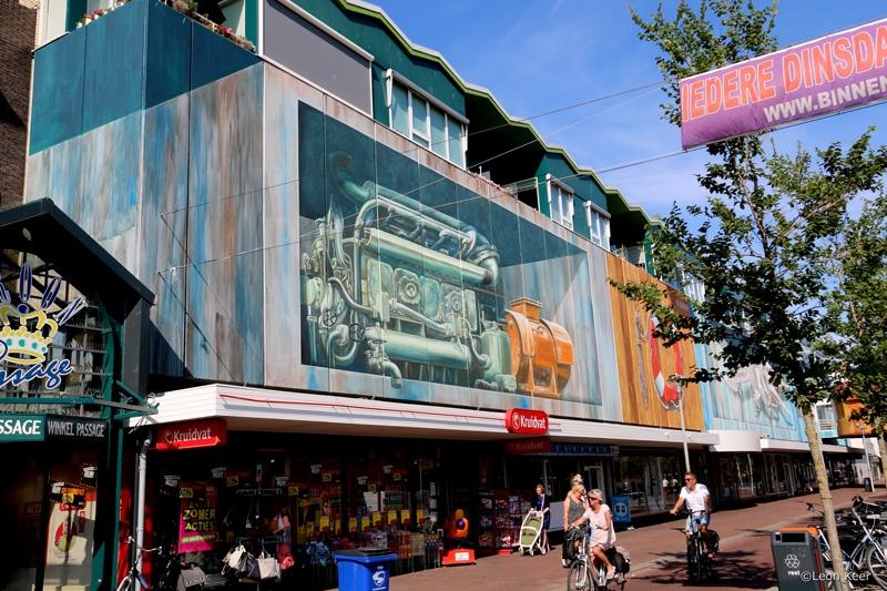 fort-westoever-3d-mural-denhelder