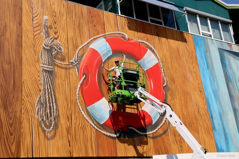 leonkeer-de-redders-3d-mural-denhelder