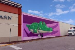 3D Mural Gainesville