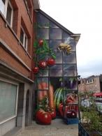 3D Mural Genk