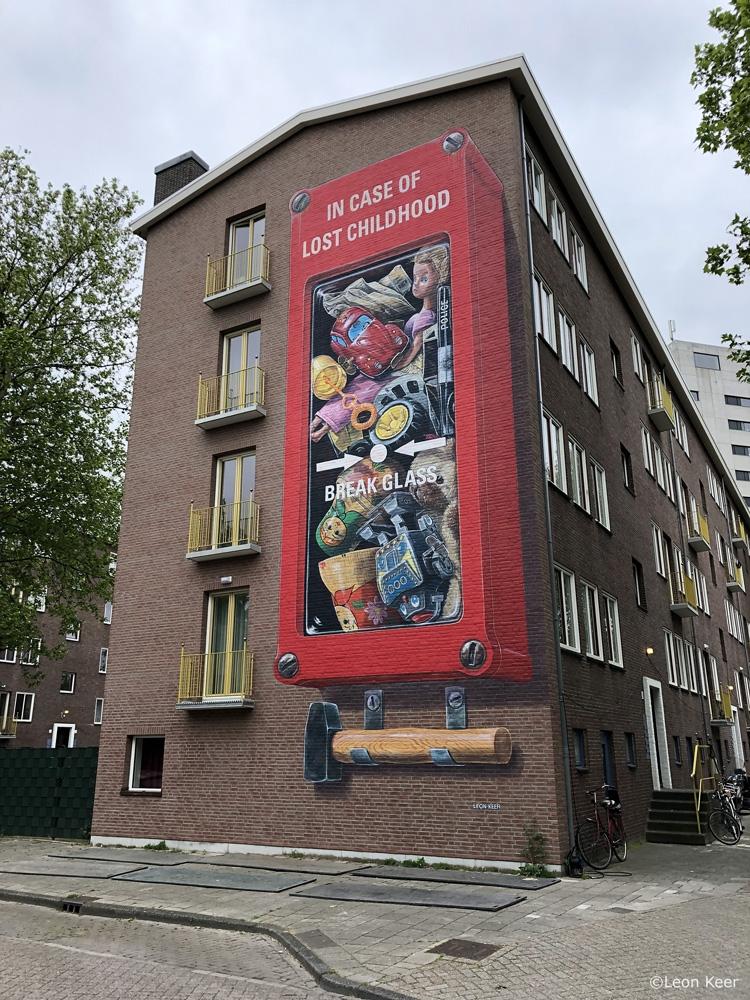 mural-3d-streetart-leonkeer-muurschildering