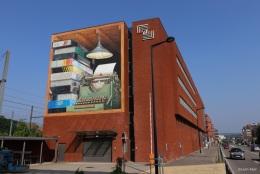 3D Mural Namur