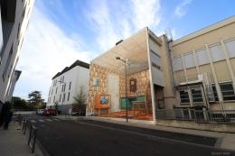 3D mural Pessac