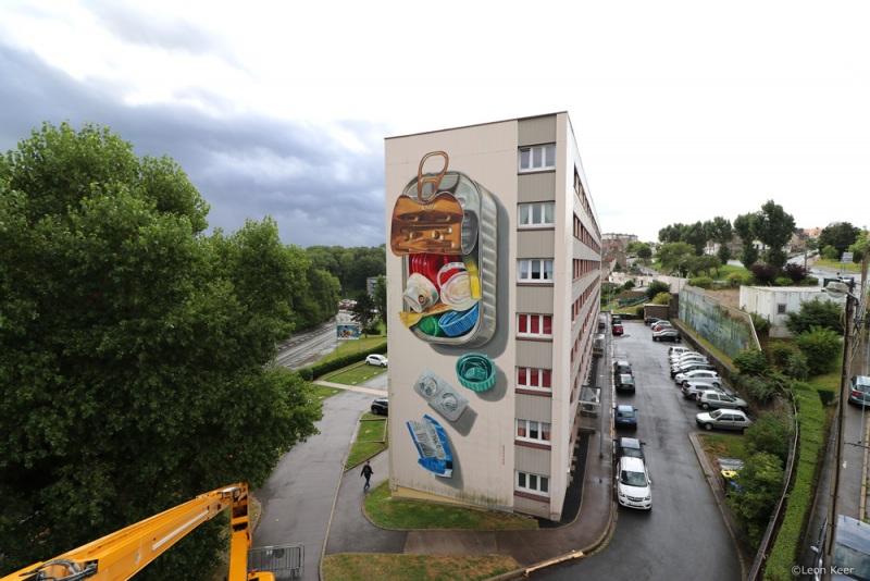 3dmural-boulognestreetartfestival-leonkeer-plastic-polution