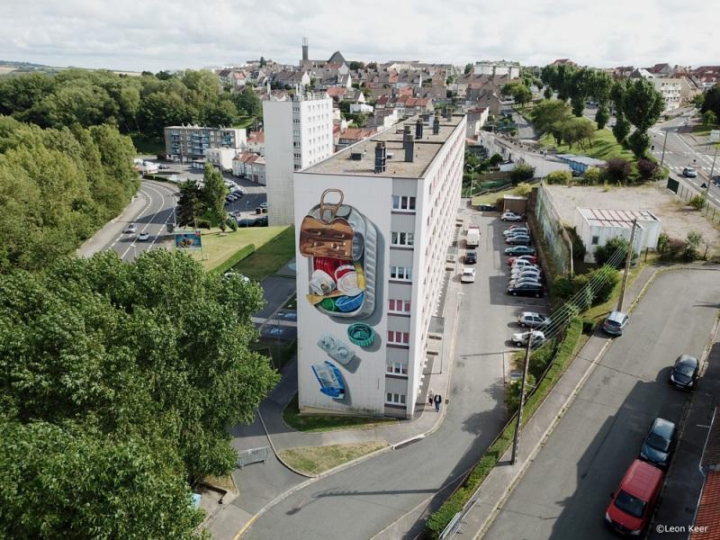 drone-boulognesurmer-streetart-wallpainting-3d-leonkeer