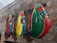 anamorphic-art-leonkeer-mural-dallas-vintage-cars