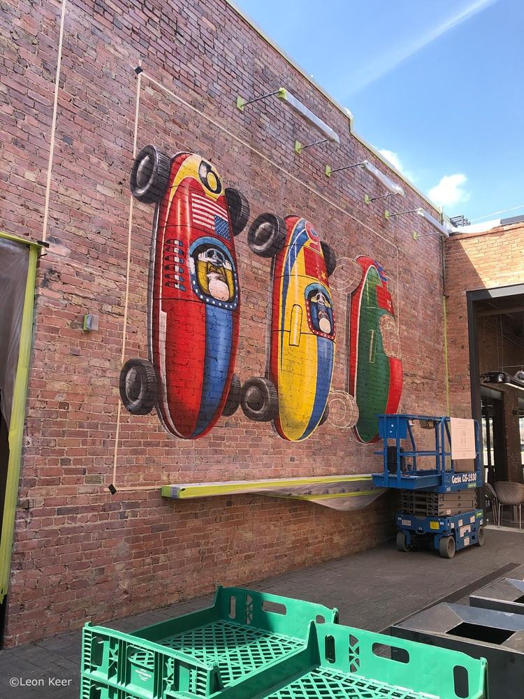 wip-leonkeer-mural-paitning-streetart-pole-position