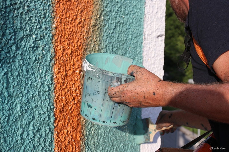 streetart-paint-mural-blue-leonkeer