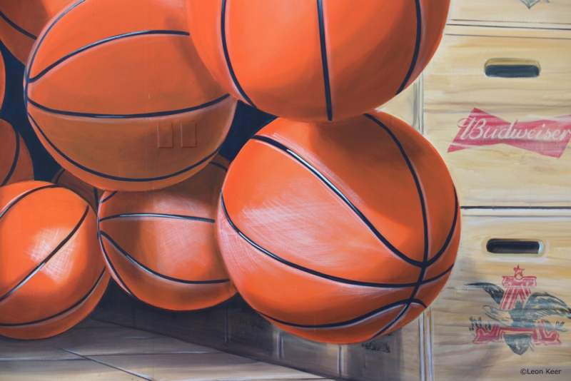basketball-leonkeer-mural-3d-painting-la-staples