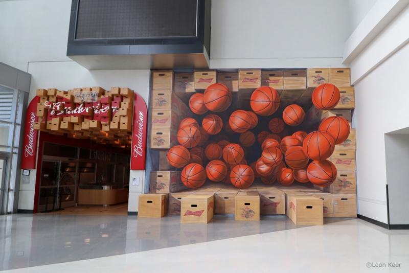 mural-leon-keer-basketball-staples-center-losangeles