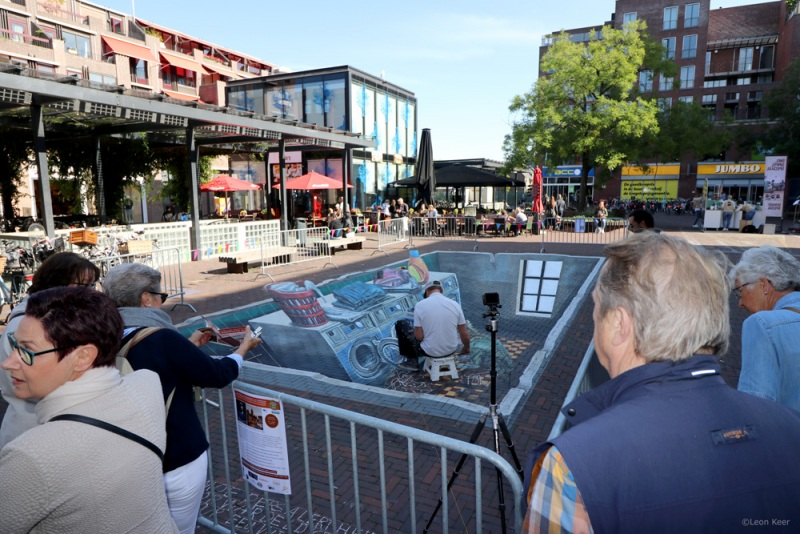 leonkeer-3d-streetart-delft-bastiaansplein-pieterdehooch
