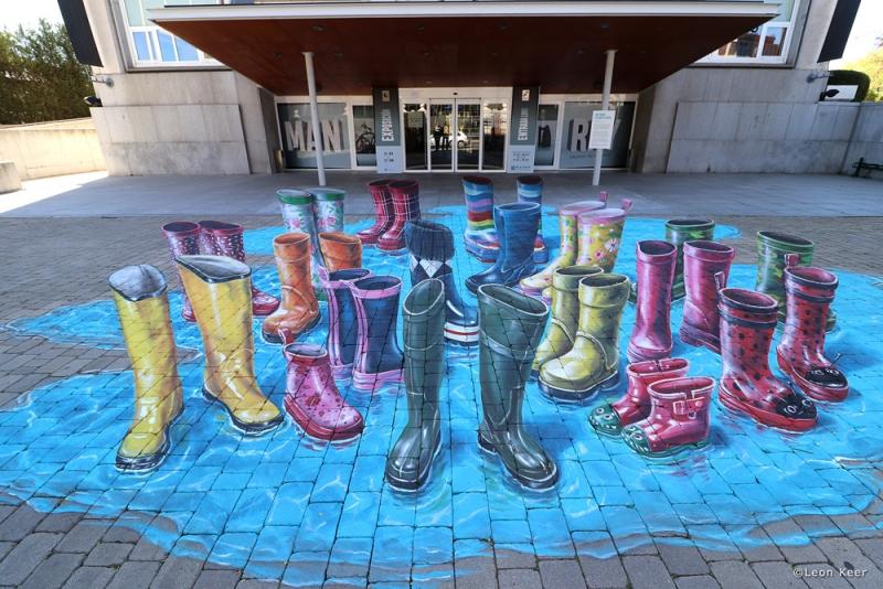 streetpainting-madrid-boots-3d-leonkeer