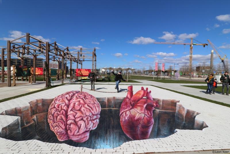 leonkeer-massina-3d-art-heart-mind-balance