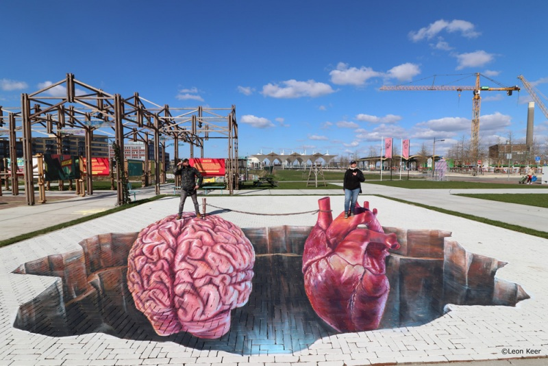 leonkeer-massina-streetpainting-3d-heart-mind