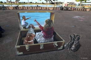 3D The Big Draw Nijmegen