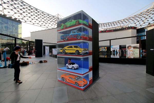 dubai-cars-3d-painting