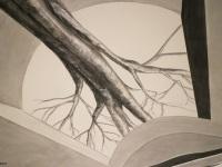 tree-ceiling-mural-trompeloeil-leonkeer