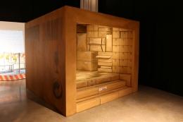 Anamorphic room