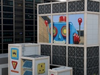 mural-3d-leonkeer-dubai-robot-energy-switch-button