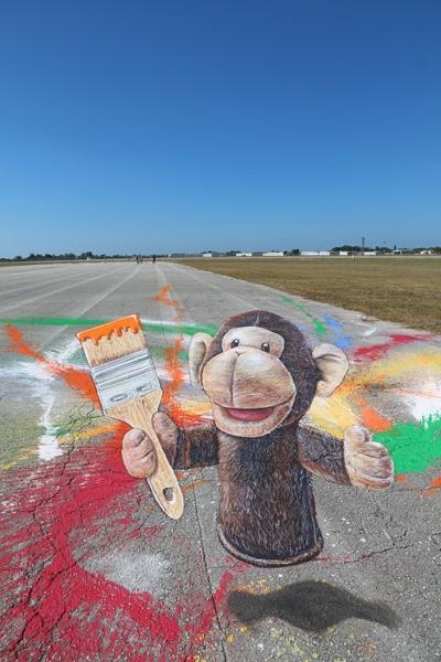 monkey-paint-3d