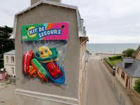 kid-de-secours-vintage-toy-mural-leonkeer-3d