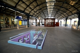 Leeuwarden Escher station