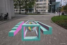 Leeuwarden Escher stationsplein