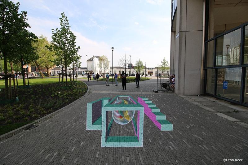 leonkeer-2viewpoints-straattekening