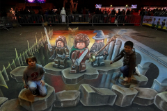 3D Lego Lord of the rings