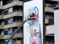 wip-leonkeer-mural-streetart-cups-rorstrand-sweden-3d