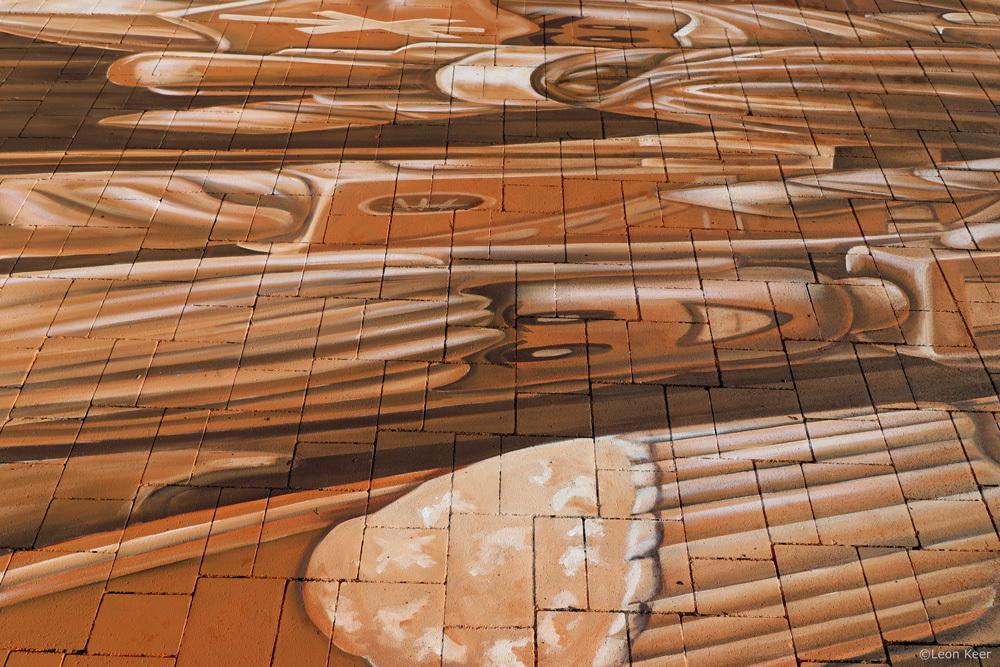 detail-3d-streetpainting-leonkeer-terracotta-army-lego-ninjago