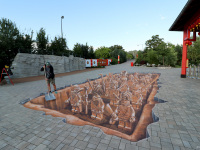 leonkeer-terracotta-army-lego-3d-streetpainting-streetart