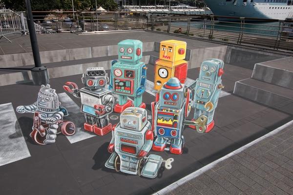 robots-3d-streetart-onou