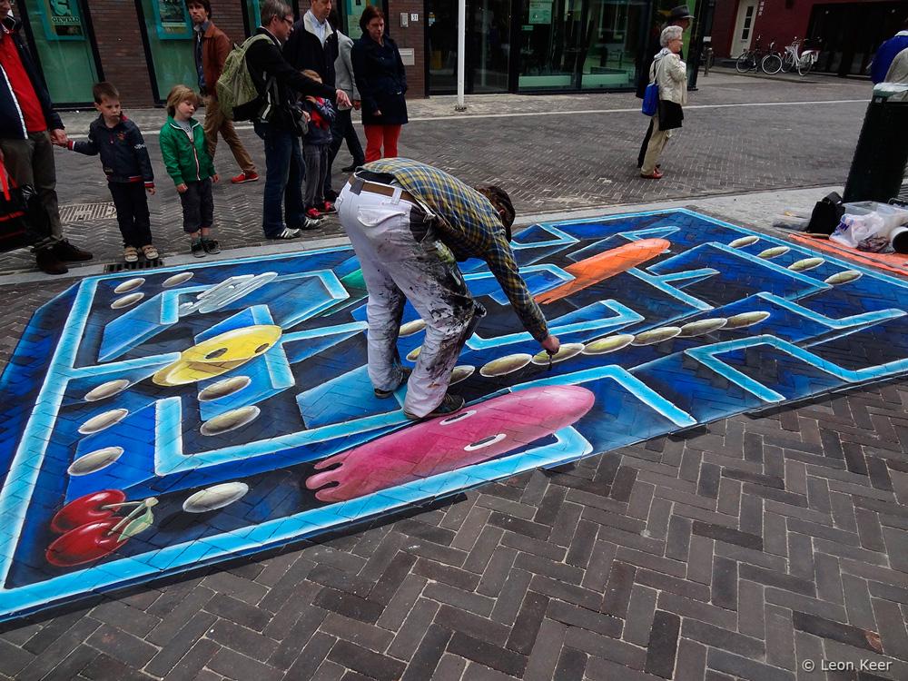 How To Draw Street Art 3d