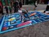 3d-chalk-art-pacman