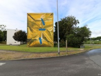 3d-mural-morlaix-wrapped-building-yellow-paper-tape