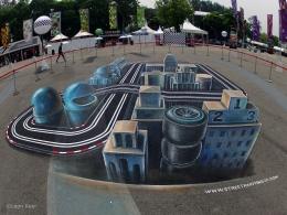 3D SingaporeGP 2012