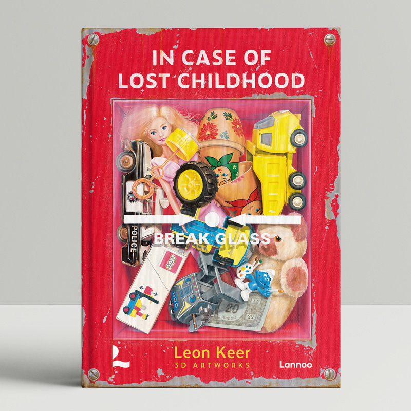 Book In case of lost childhood by Leon Keer