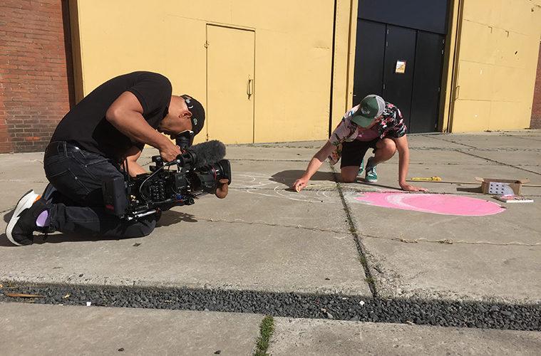 Hoe leer ik 3D tekenen streetart straatkunst