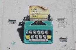 Leon Keer Rio de Janeiro Mural