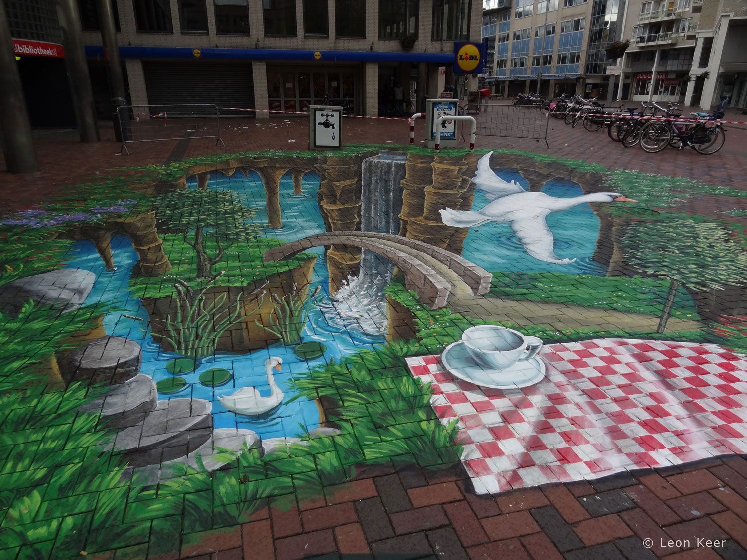 Image result for street painting